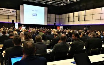 Finanční konference SMO ČR v Praze